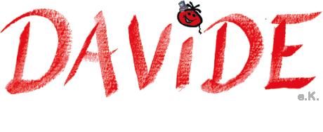 davide logo w